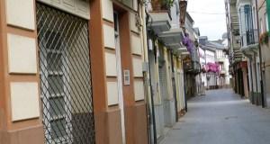Sae a concurso a obra de impermeabilización con poliéster do saneamento do casco antigo do Barco