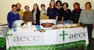 Solidariedade con sabor a chocolate no Barco para loitar contra o cancro