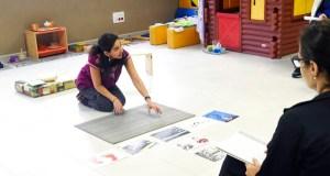 De Nai a Nai organiza un novo obradoiro intensivo sobre educación Montessori