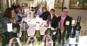 Os viños da D.O. Valdeorras miran cara Andalucía