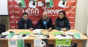 Unha pista de xeo natural, entre as propostas da campaña de Nadal de AEVER en Verín