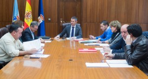 O Consorcio provincial contra incendios terá un orzamento de 4,3 millóns de euros no 2019