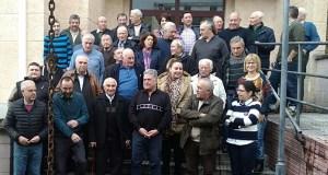 Xuntanza anual da Corporación de Quiroga cos pedáneos do municipio