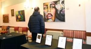 Exposición de xóvenes artistas no Barco, comisariada pola valdeorresa Alba Nogueira