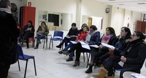 Unha docena de representantes de ANPAs de Valdeorras asisten ao curso organizado por FAPA Ourense