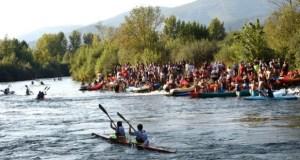 O 52º Descenso do Sil, distinguido cun accésit como mellor regata organizada nos premios do piragüismo galego 2018