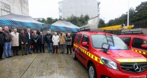 Quiroga, entre os cinco concellos lucenses que reciben material e equipamento de emerxencias
