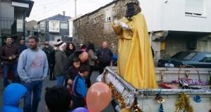 Festa de Reis no Tameirón (A Gudiña)