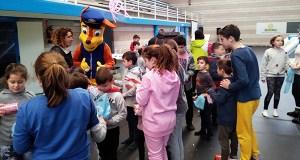 Remata o Vilanadal 2018/2019 coa visita de Peludines Callejeros