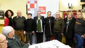 O PSdeG do Bolo presenta a súa candidatura ás municipais, liderada por Juan Ferreira