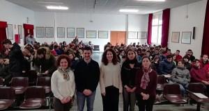 4ª Semana da Empresa e do Emprendedor no IES 12 de Outubro de Ourense