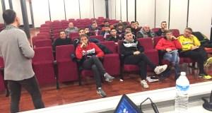 Comeza no Barco o curso de monitor de fútbol sala