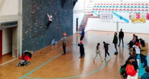 Curso de iniciación á escalada, o 16 de febreiro no Barco de Valdeorras