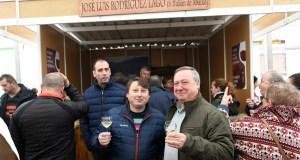 Na XXXVII Feira do Viño de Quiroga poderán catarse os viños de sete colleiteiros