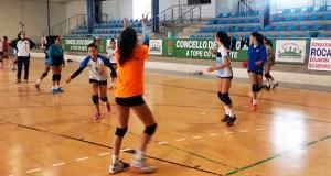 III xornada de supervisión e control da Federación Galega de Voleibol, en Quiroga