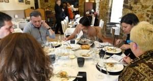 O xurado do I Concurso de Maridanza do Barco premia aos restaurantes Piquiño e Il Piacere