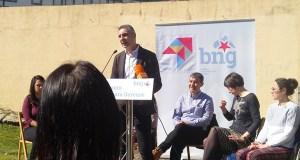 O BNG de Ourense presenta a súa candidatura ás municipais na cidade