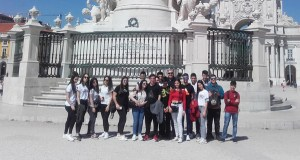 Viaxe cultural a Lisboa de alumnos do IES Cosme López da Rúa