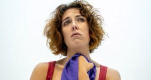 A actriz Lucía Álvarez, natural de Río, encarna a Mariana Pineda na súa última obra teatral