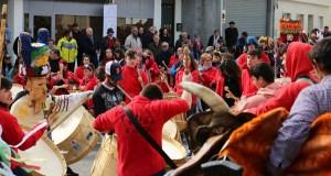 Trece folións percorrerán A Veiga na tarde do 9 de marzo