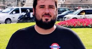 Xosé Miguel Pérez, candidato pola lista independente RIO á alcaldía de San Xoán de Río