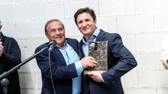 A XII Festa da Vitela do Bolo homenaxea ao adegueiro Rafael Palacios