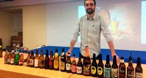 Curso de elaboración de cervexas en Verín
