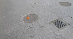 Obras de rehabilitación de infraestruturas de saneamento no casco antigo barquense
