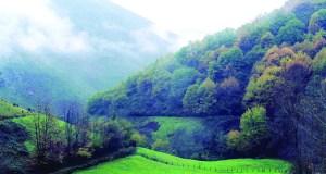 Montañas do Courel, primeiro xeoparque mundial de Galicia