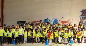 Xornada de educación vial infantil en Trives