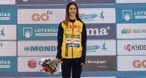 As valdeorresas Leticia Gil e Xiana Lago, entre a trintena de atletas galegos da elite nacional