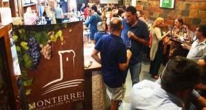Os viños da D.O. Monterrei chegan mañá a Fisterra