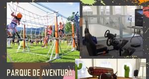 Viana contará cun parque multiaventura para todas as idades na Semana Santa