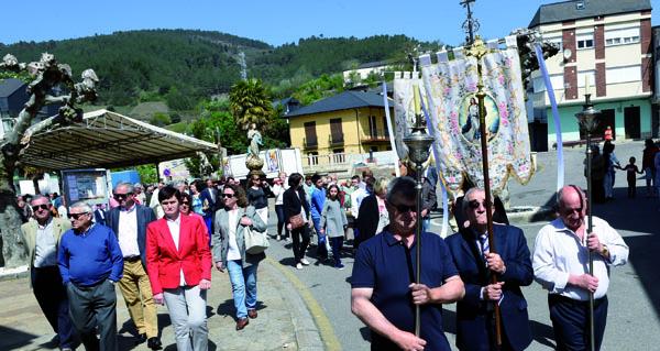 Vilamartín inicia o 19 de abril os actos das festas do San Xurxo