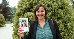 """Ana Miranda: """"Loitar pola terra, por que se poida vivir e traballar aquí é o noso ADN"""""""