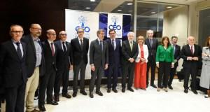 Emotiva homenaxe a José Manuel Pérez Canal na asemblea anual da CEO