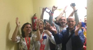 O reconto confirma o noveno concelleiro socialista en Ourense