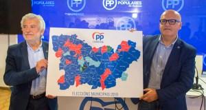 """Baltar: """"O PP foi a forza máis votada en 64 dos 92 concellos da provincia"""""""