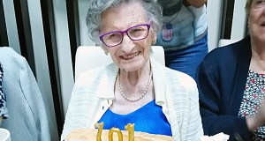 A barquense Asunción Cruz Rodríguez cumpre 101 anos
