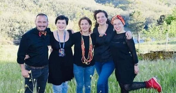 """Concerto de """"Os Escaravellos"""" na Veiga polas Letras Galegas"""