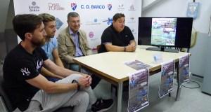 O CD Barco presenta o seu oitavo Campus de Verán Tecnificación de Fútbol-Deportivo