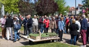 Festa dos Maios en Verín