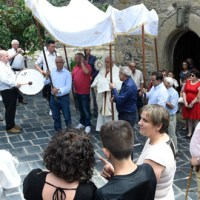 Casaio celebra o Corpus Christi