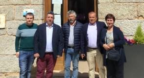 Manuel Corzo suma unha lexislatura máis como rexedor do PP no Bolo