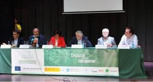 """A CHMS presenta en Xinzo as conclusións do proxecto europeo """"LIFE Rexenera Limia"""""""