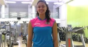 A quiroguesa Carolina Camino vén de ser convocada pola Selección Española de Voleibol Sub18