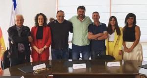 O nacionalista Rafael Pérez inicia unha nova lexislatura como alcalde da Mezquita