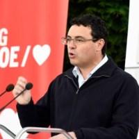 O socialista Pablo Salgado renuncia ao seu cargo de concelleiro en Viana por incompatibilidade profesional