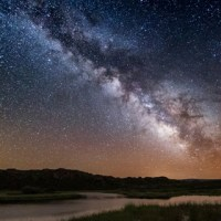 A observación do ceo no Destino Turístico Starlight Trevinca, unha das principais actividades do programa de verán da Veiga