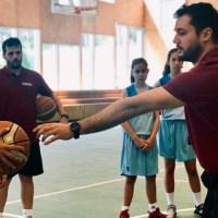 A Estación de Montaña de Manzaneda acolle o campus Winners de baloncesto feminino de alto rendemento